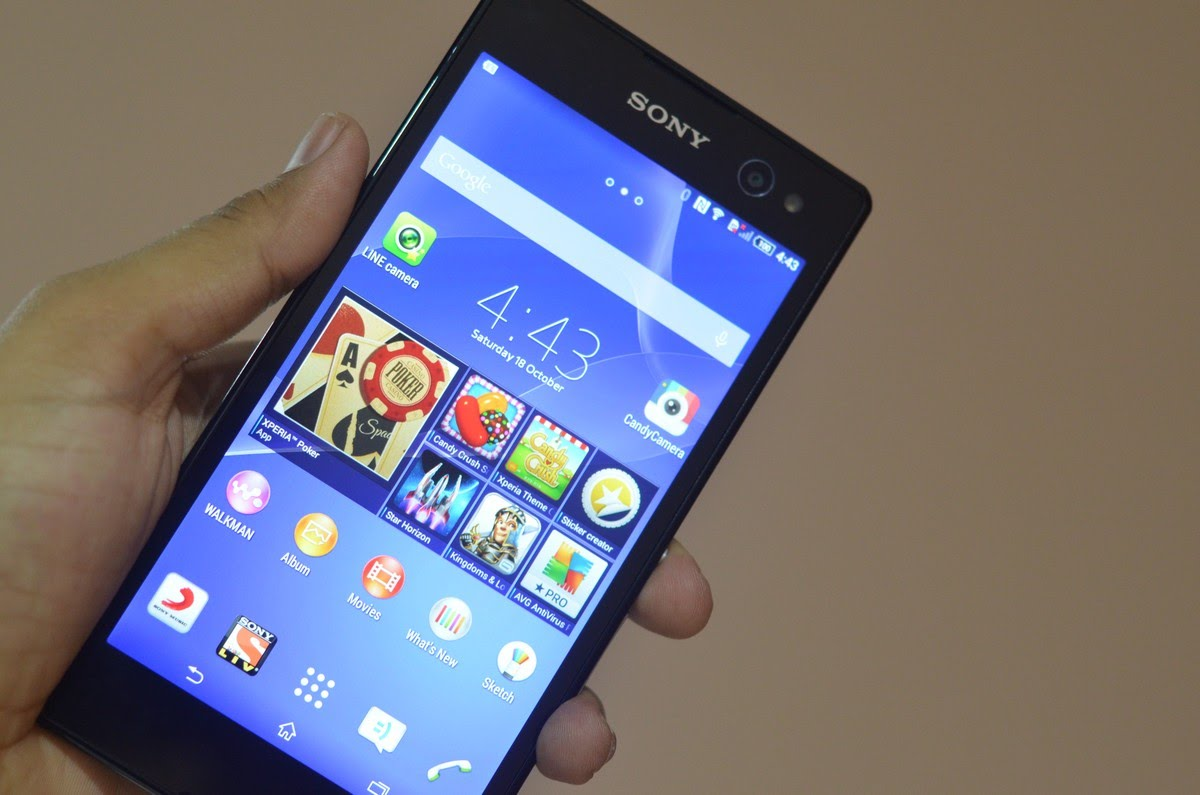 Review: Sony Xperia C3 - On Check by PriceCheck