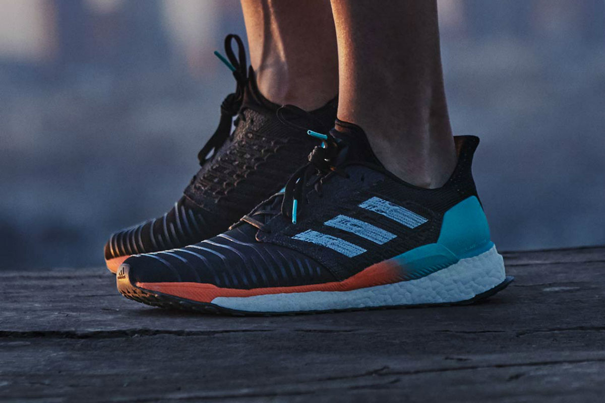 f53e5af6af9 Adidas Solar Boost Blurs the Line Between Runners & Sneakers - On ...
