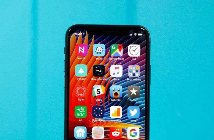 Lenovo Z5 screen