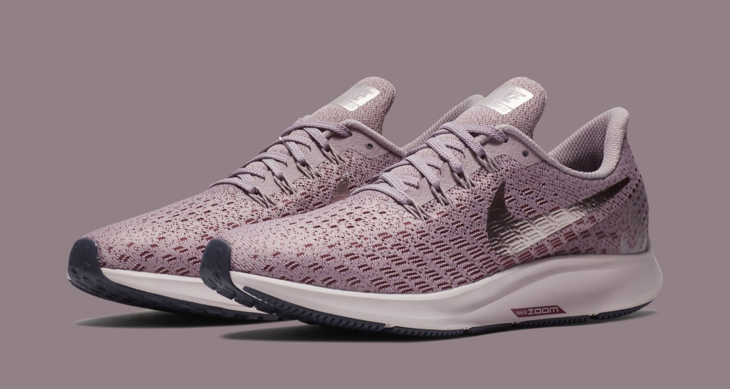 competitive price e3e6b ae46f Nike Unveils New Running Shoe For Women: Air Zoom Pegasus 35 ...