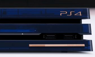 PS4 console 1