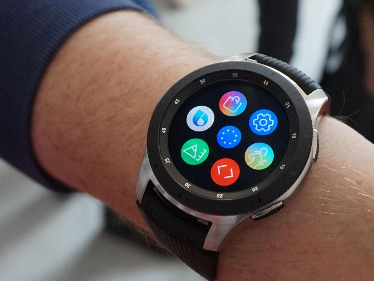 سامسونج تطلق ساعة Galaxy Watch 3 الذكية