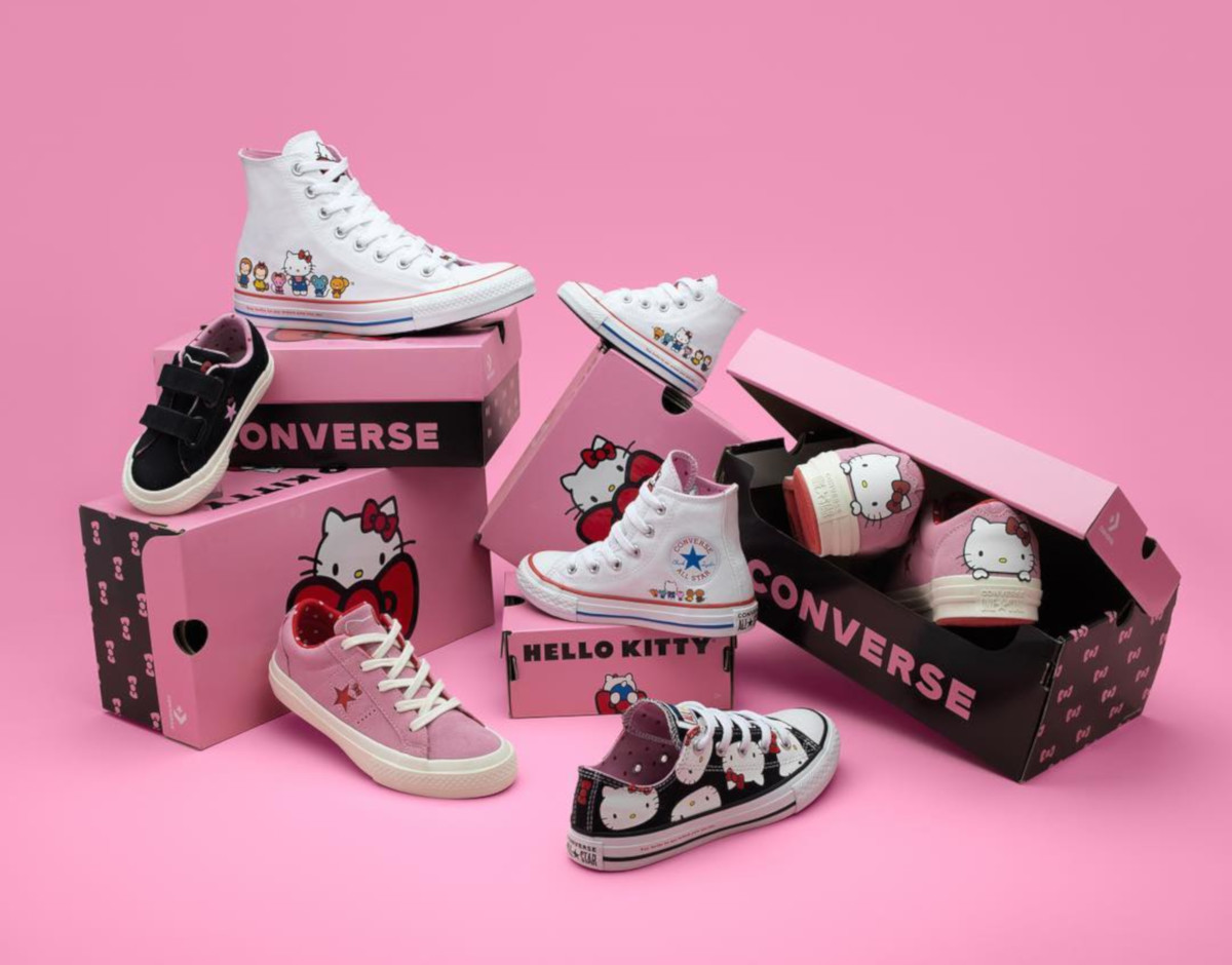 Converse x Hello Kitty Chuck Taylor All Star Low Top : Release date, Preis & Infos