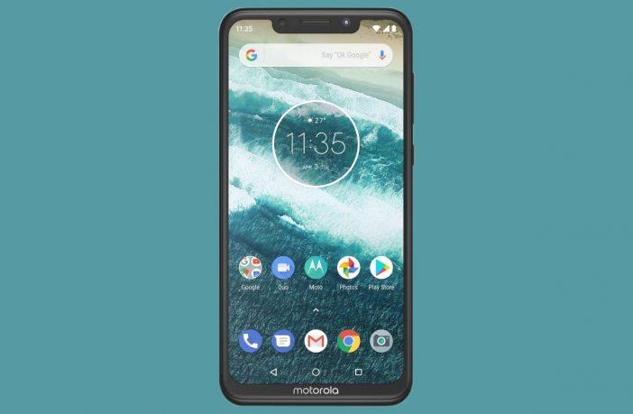 Motorola One header