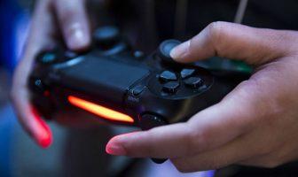 PS4 controller header