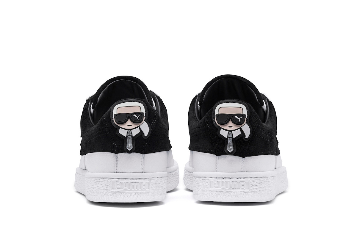 Karl Lagerfeld Teams Up With Puma for Capsule Collection ...