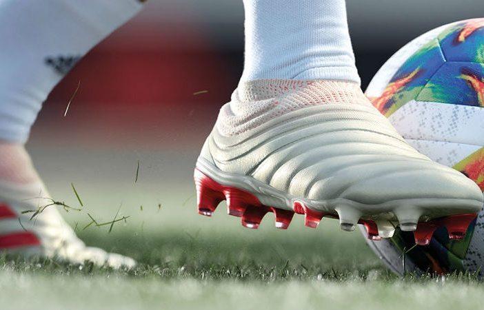 Adidas Copa header