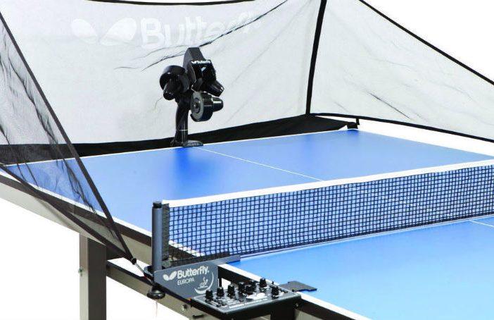 Table Tennis robot header