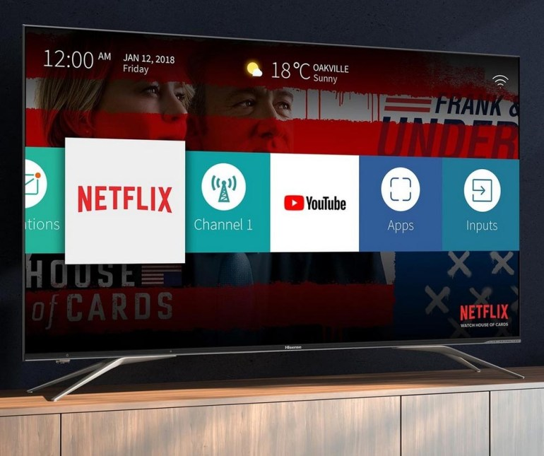 Review: Hisense 65-inch ULED 4K Smart TV - On Check by PriceCheck