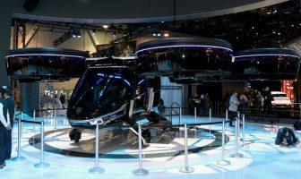 Nexus Flying Taxi