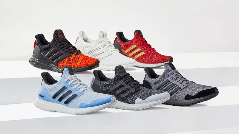 adidas Revealed Game of Thrones Sneakers Ahead of Final