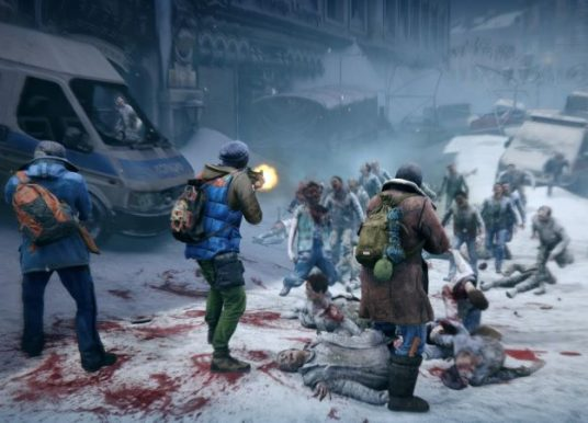 World War Z Review (PS4)
