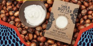 The Body Shop 100% Natural Raw Shea Butter