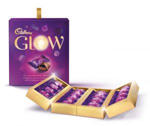 Cadbury GLOW Chocolate Praline