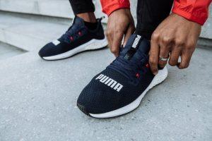 Puma HYBRID NX TZ running shoes