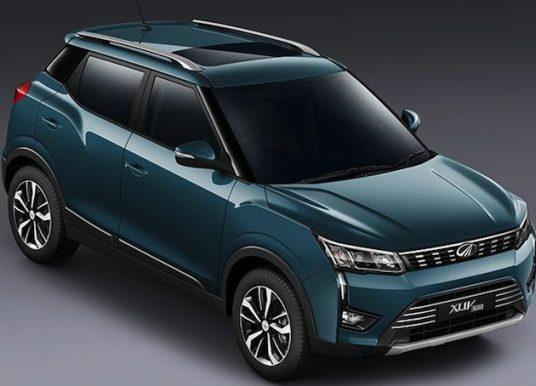Mahindra Unveils New XUV300 Compact SUV