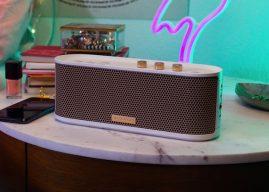 Roland's BTM-1 Portable Speaker Doubles as a Guitar Amp!
