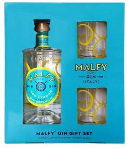Malfy Gin Gift Set