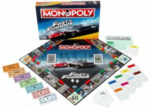 Monopoly - Fast and Furious