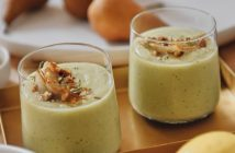 Poached Pear & Rosemary Smoothie