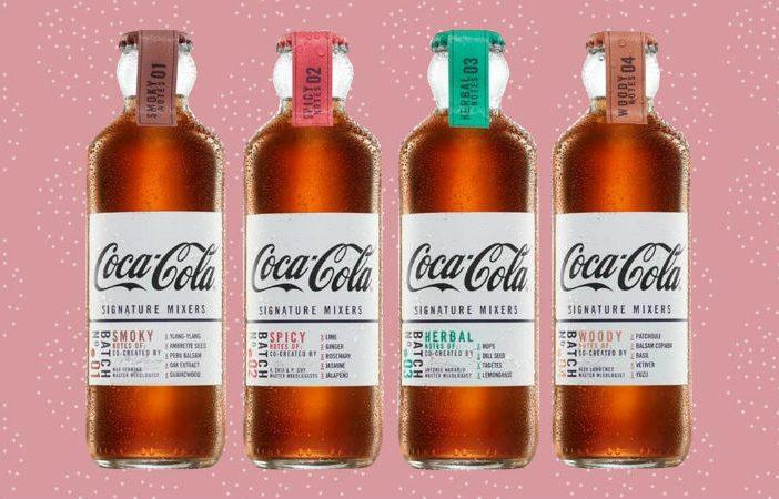 Coke header