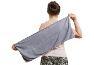 GetUp Contender Microfibre Gym Towel