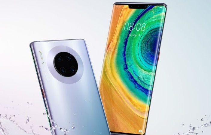 Huawei Mate 30 Pro header