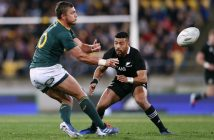 Springboks All Blacks