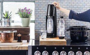 Sodastream Spirit Carbonating Machine