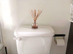 bathroom scent