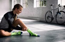 socks cycling Falke